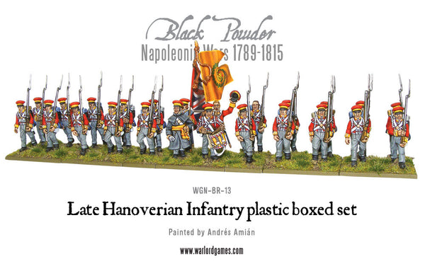 Hanoverian Infantry Brigade special offer