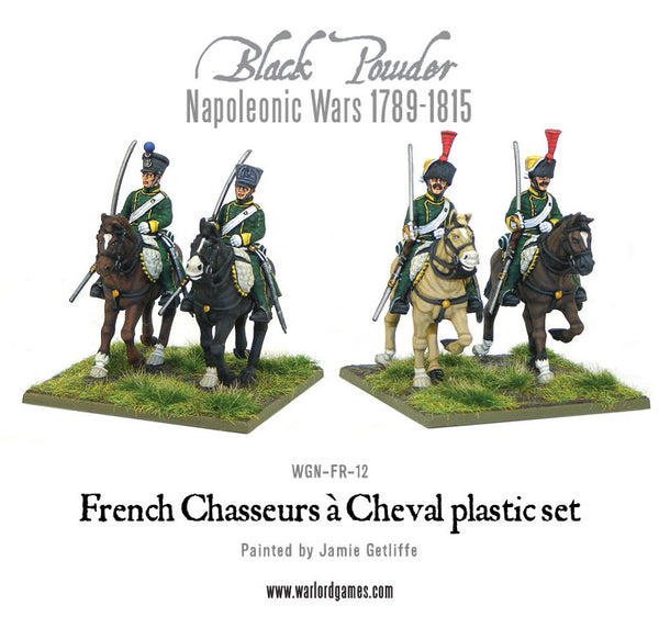 French Chasseurs a Cheval Division (4 boxes)