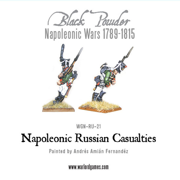 Napoleonic Russian Casualties