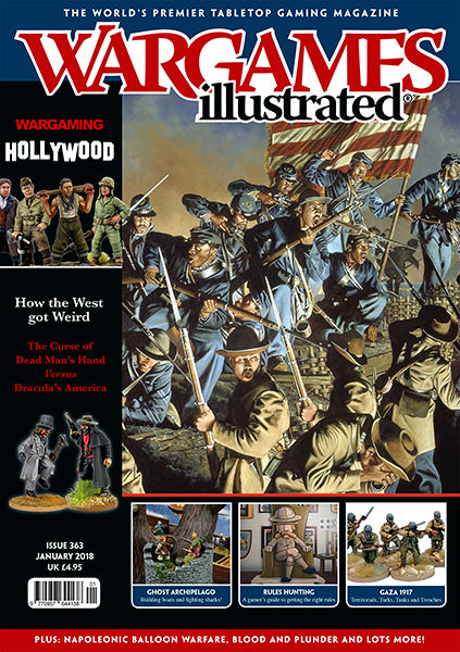 Wargames Illustrated Issue 363 January 2018