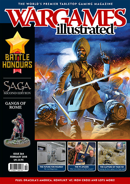 Wargames Illustrated 364 -  Wargames Illustrated