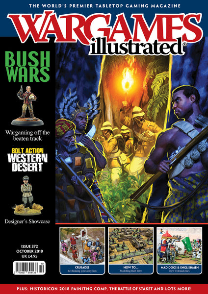 Wargames Illustrated Issue 372 October Edition 2018