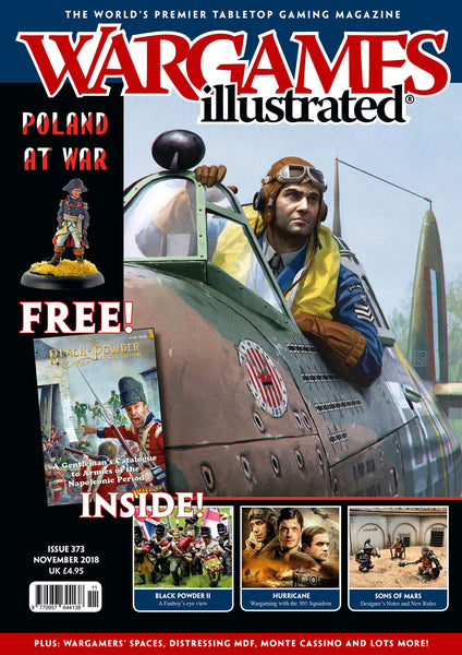 Wargames Illustrated Issue 373 November Edition 2018