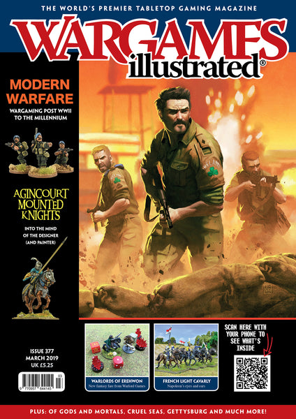 Wargames Illustrated Issue 377 March Edition 2019
