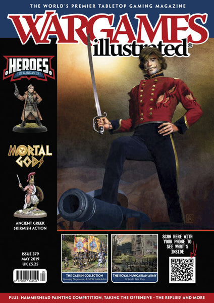 Wargames Illustrated Issue 379 May Edition 2019