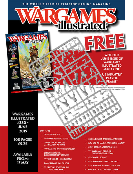 Wargames Illustrated Issue 380 June Edition 2019