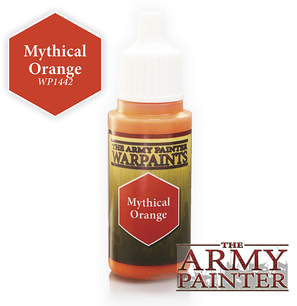 Mythical Orange