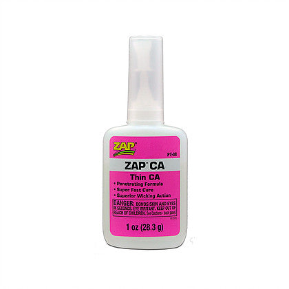 ZAP Super Glue - Super thin