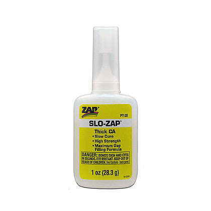 SLO-ZAP 1oz THICK Superglue