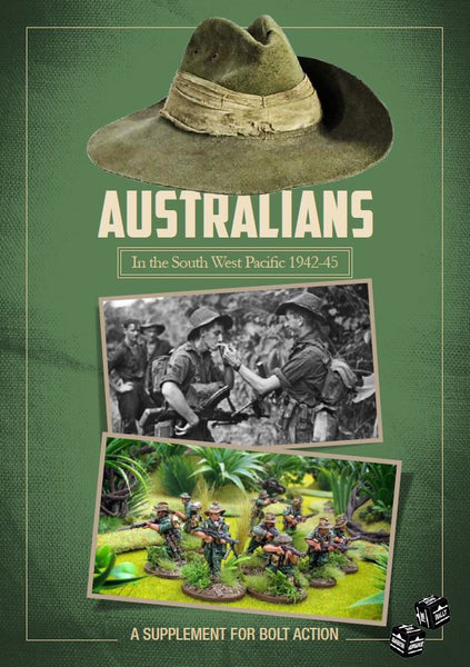 Australian Bolt Action Army List PDF