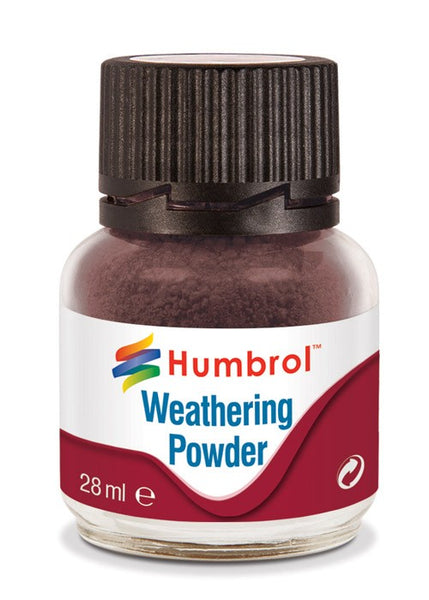 Weathering Powder 28ml- Dark Earth