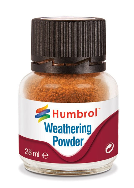 Weathering Powder 28ml- Rust