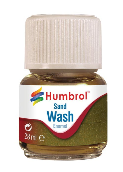 28ml Enamel Wash Sand