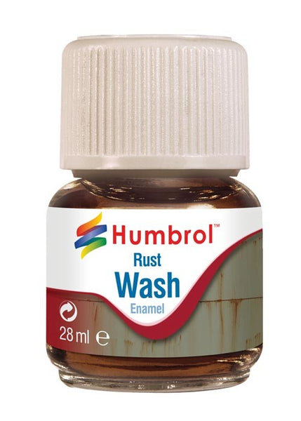 28ml Enamel Wash Rust