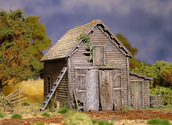 Ramshackle Barn Warlord Games