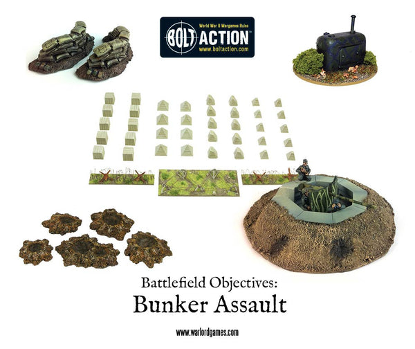 Battlefield Objectives - Bunker Assault