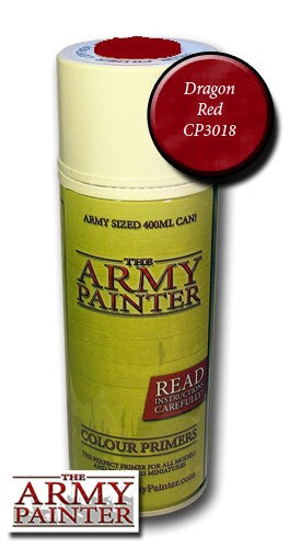 Dragon Red Colour Primer Spray