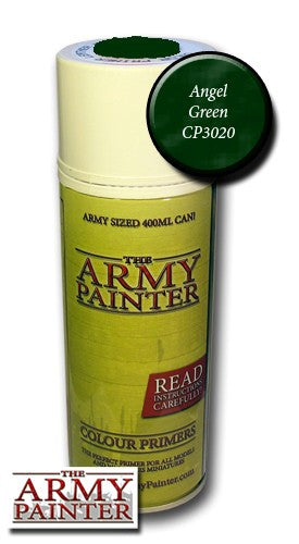Angel Green Colour Primer Spray