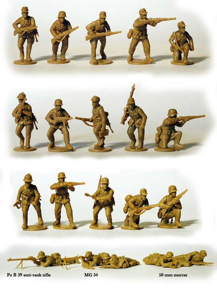 Afrikakorps 1941-1943 Box Set
