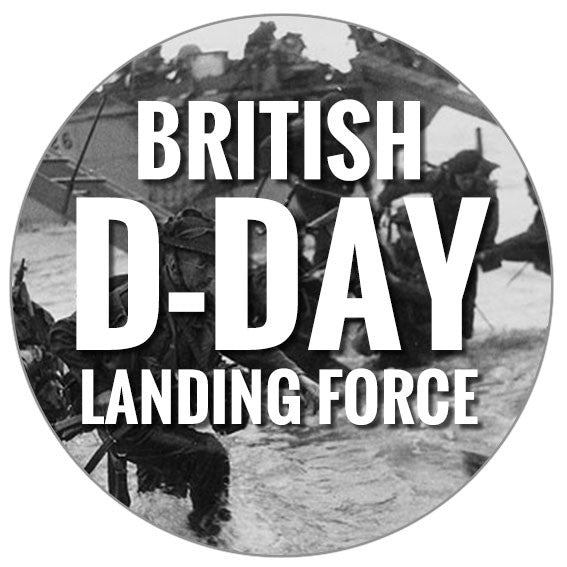 British D-Day Landing Force