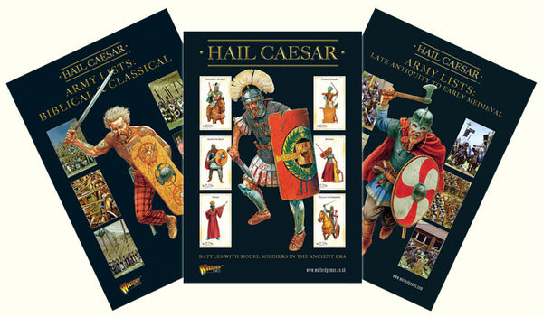 Hail Caesar Collection