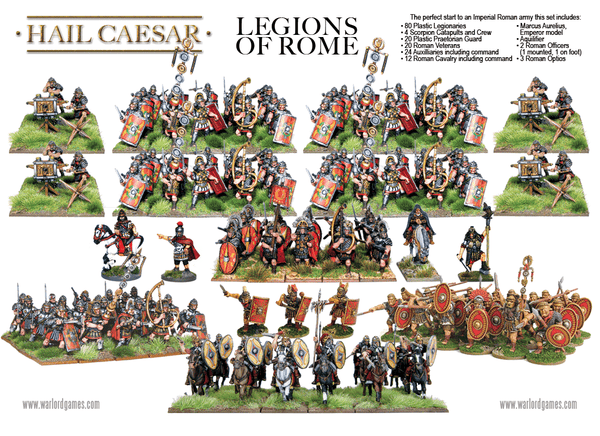 Legions of Rome army deal
