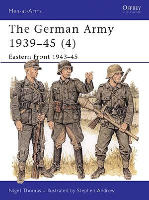 The German Army 1939-45 (4)