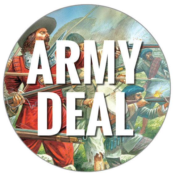 The Army of Montrose army deal