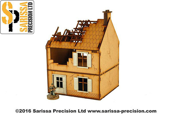 Small House - Destroyed
