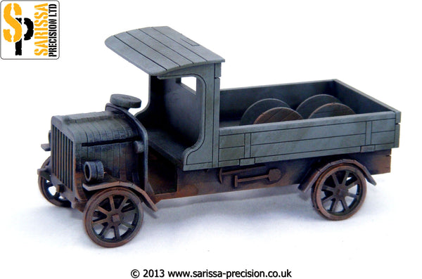 WW1 Open Lorry