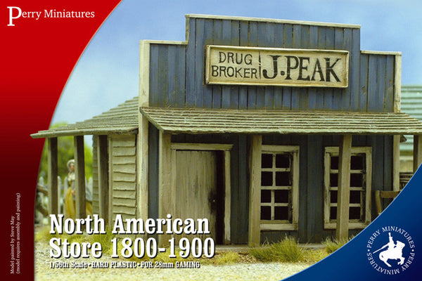 American Civil War: North American Store 1800-1900