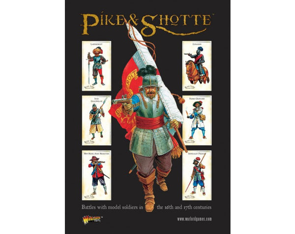 eBook - Pike & Shotte rulebook