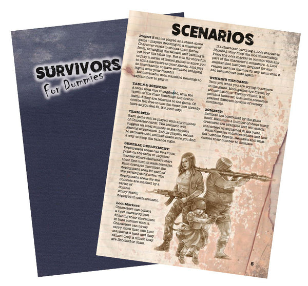 Project Z Survivors Guide PDF