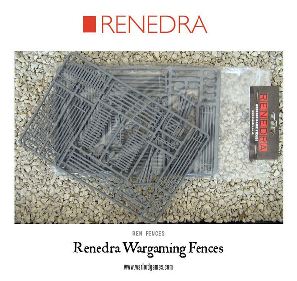 Renedra Wargaming Fences
