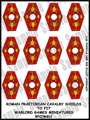 Praetorian Shield Transfers