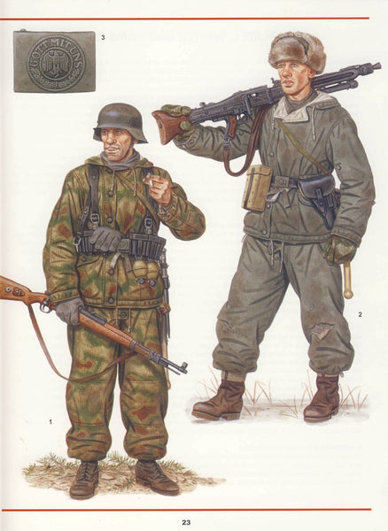 German Army Grenadier 1944-45