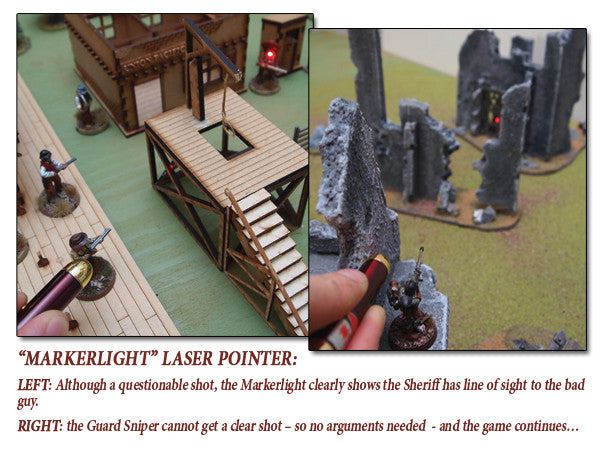 The Army Painter - Laser Pointer