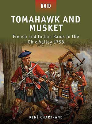 Tomahawk and Musket