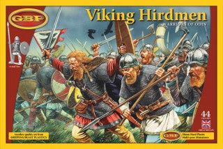 Dark Ages: Viking Hirdmen plastic boxed set
