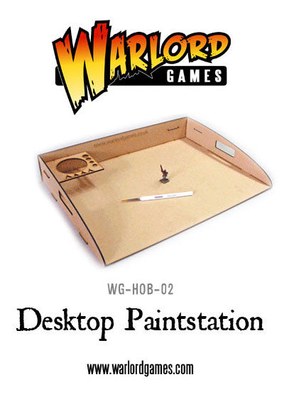 Desktop Paint Station