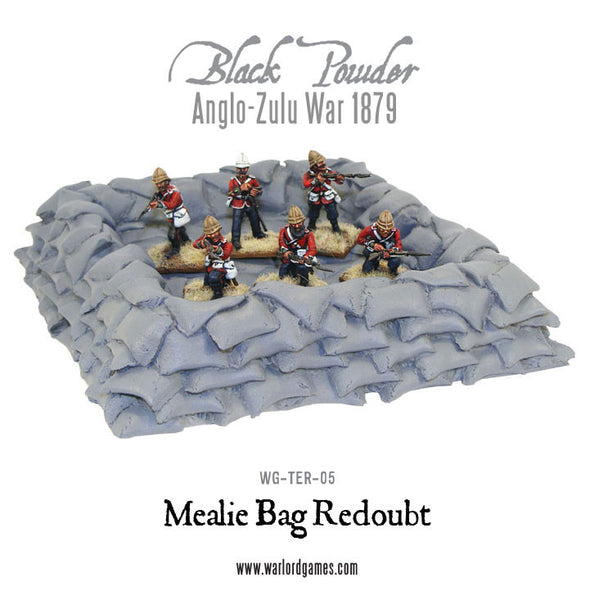 Anglo-Zulu War Mealie Bag Redoubt