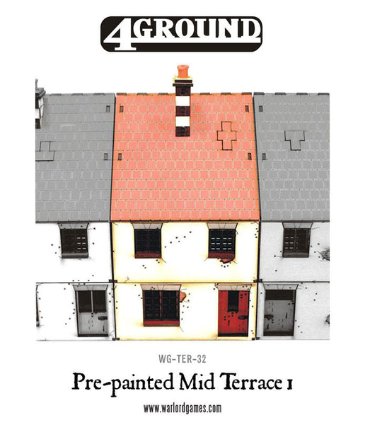 Pre-painted Mid Terrace 1