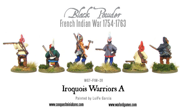 Iroquois Warriors A
