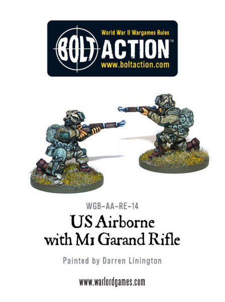 US Airborne with M1 Garand rifle (6)