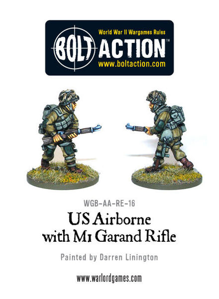 US Airborne with M1 Garand rifle (8)