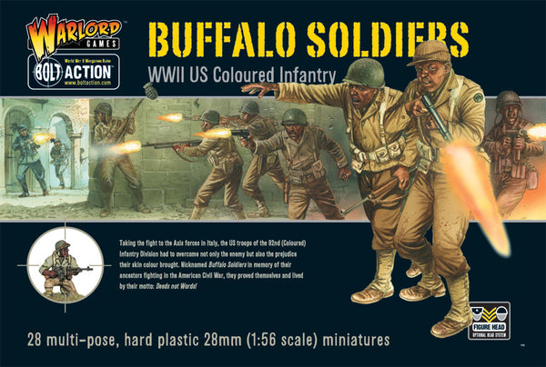 Buffalo Soldiers - Black US troops