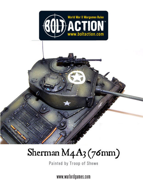 Sherman M4A3 (76mm)