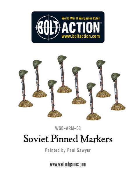 Soviet Pinned Markers