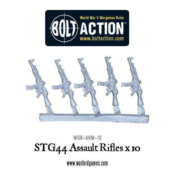 STG44 assault rifle accessory pack