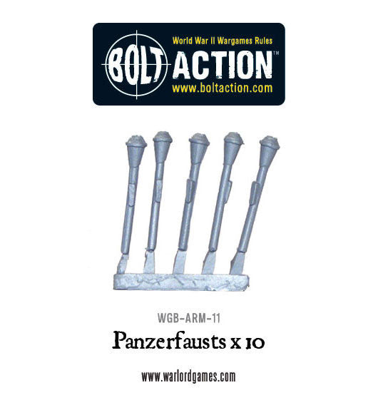 Panzerfaust accessory pack